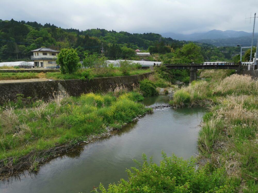 佐那河内村。風景。