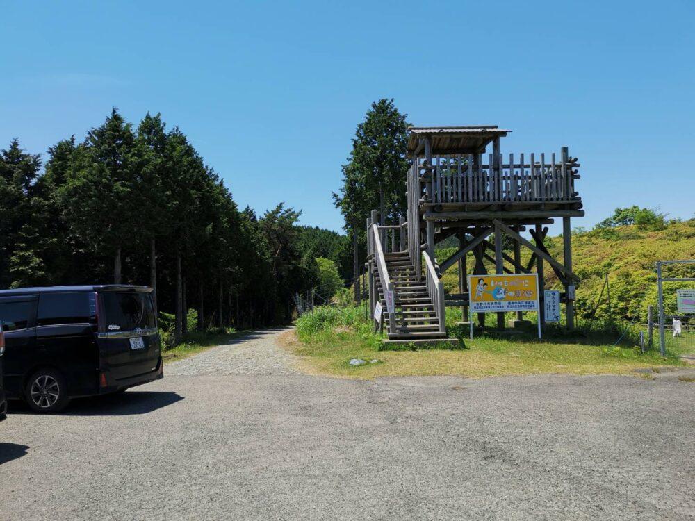 徳島県吉野川市山川町にある自然公園「船窪つつじ公園」