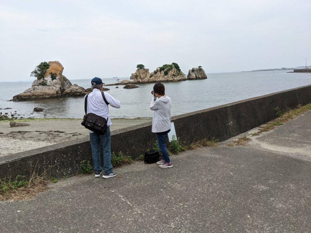 徳島県金磯弁財天