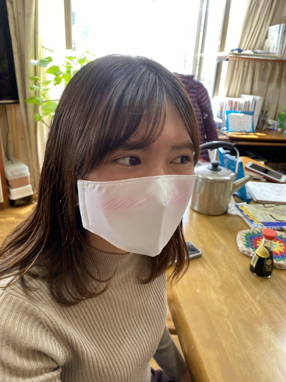 マスクウェアトーキョー。MASK WEAR TOKYO。ヲヲクラゲ作。