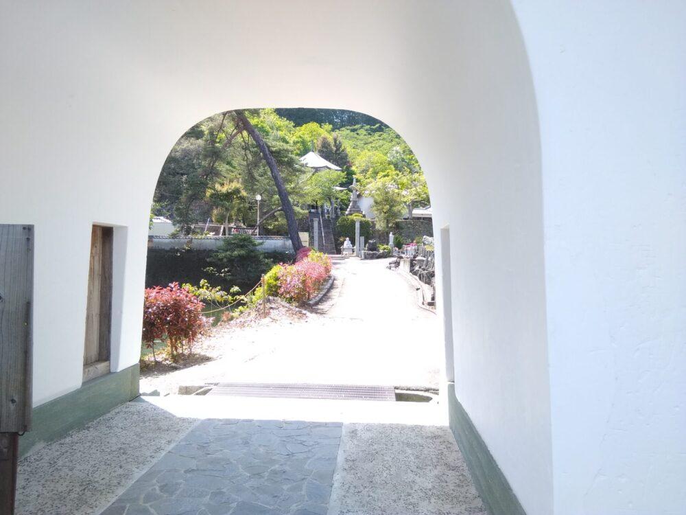 徳島県石井町の童学寺