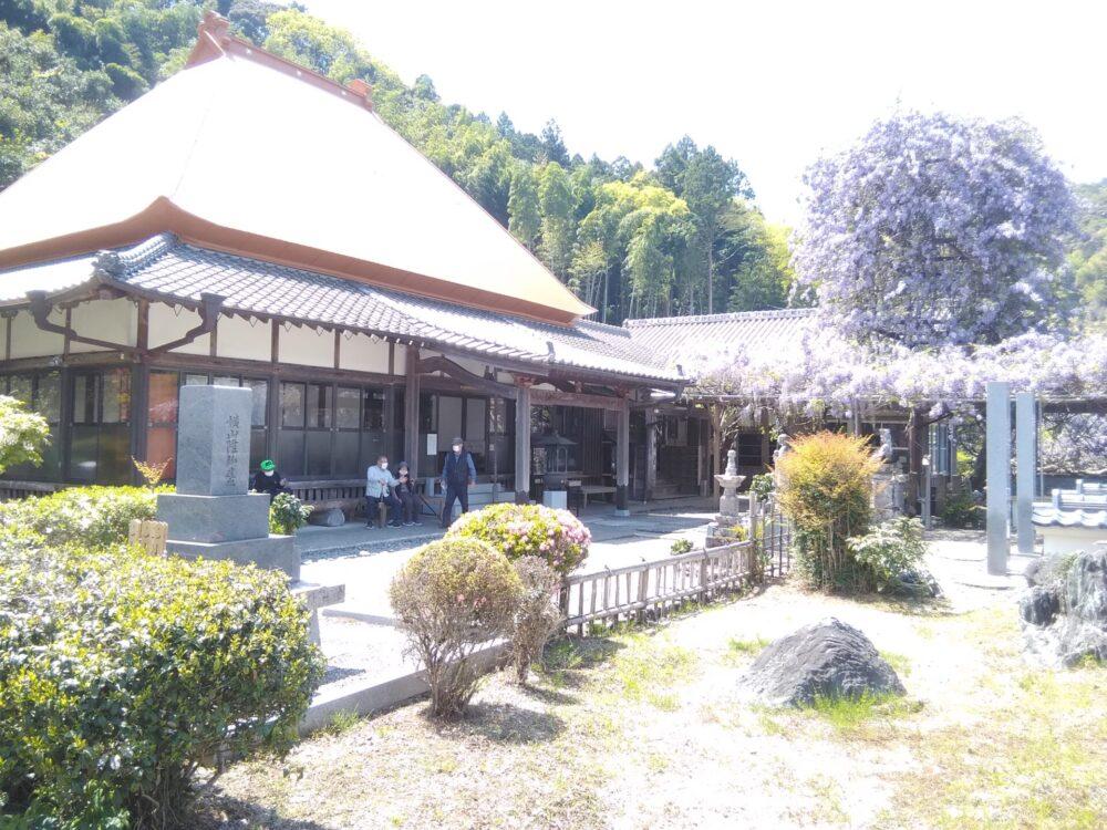 徳島県名西郡神山町の「神光寺」